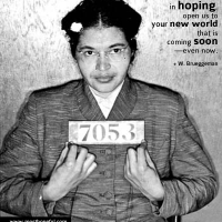 rosa parks | in remembering and in hoping
