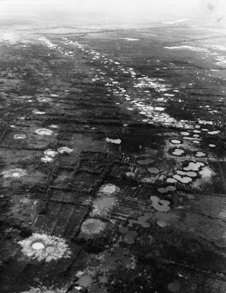 Vietnam B-52 Bomb Craters